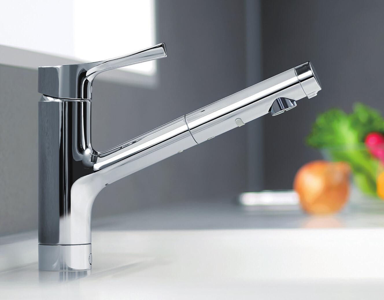 水 栓 器 付き 浄水